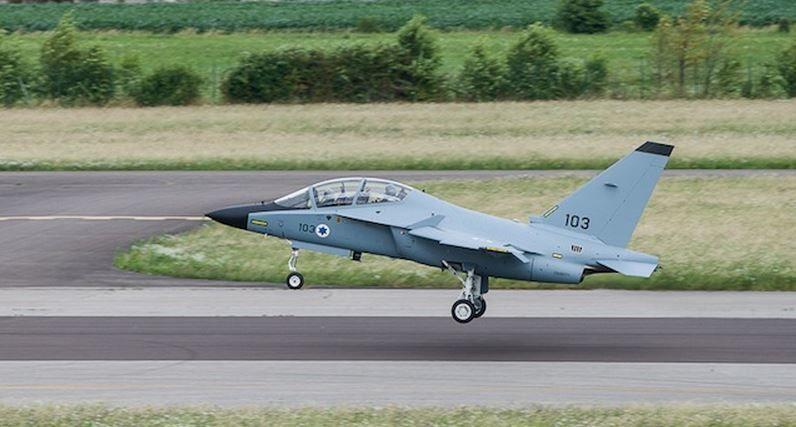 Israël réceptionne ses deux premiers avions d'entraînement M-346 Lavi