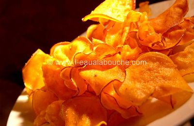 Chips de Patates Douces