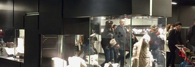 Le métro C de Rome