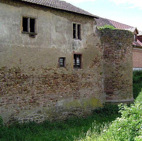 Diaporama château d'Orschwihr