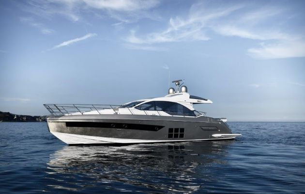 Azimut Yachts at the Cannes Yachting Festival 2018 with a fleet of 18 yachts and three world premieres