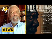 AJ+ - Morgan Freeman's new film is based on a real police brutality case