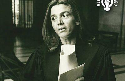 Gisèle Halimi. Evelyne MORIN-ROTUREAU – 2020 (Dès 12 ans)