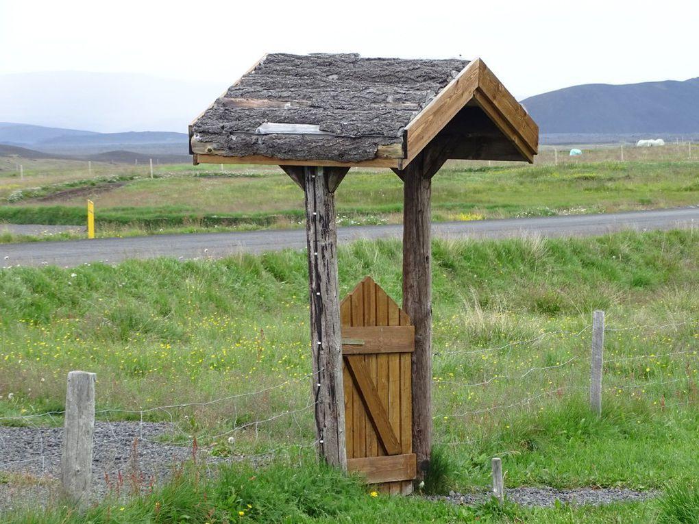 Islande... 7...Pluie...