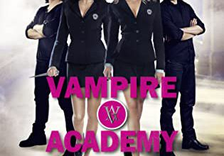 Rezension - Vampire Academy