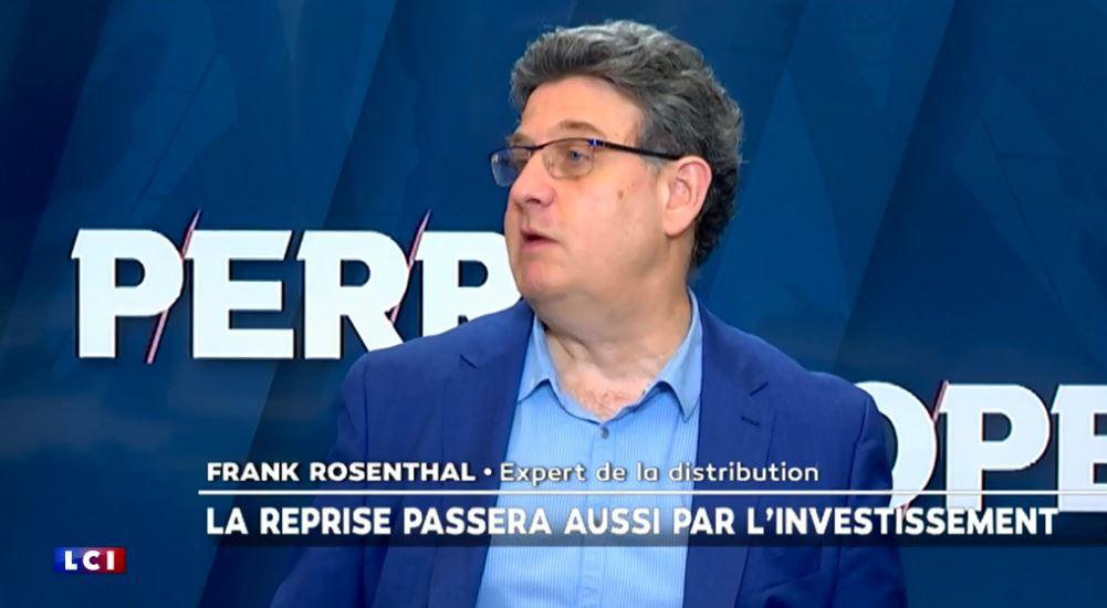 Dans les médias (240) : LCI Perriscope : Relance et investissement