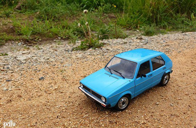 1/18 Volkswagen Golf I L, Solido (S1800208)