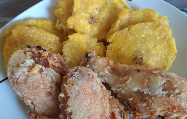 Le poulet version street food de République Dominicaine: le pica pollo