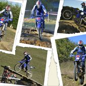 Rando moto à St Martin des Noyers (85) le 19 septembre 2015 - Randonnée Enduro du Sud Ouest