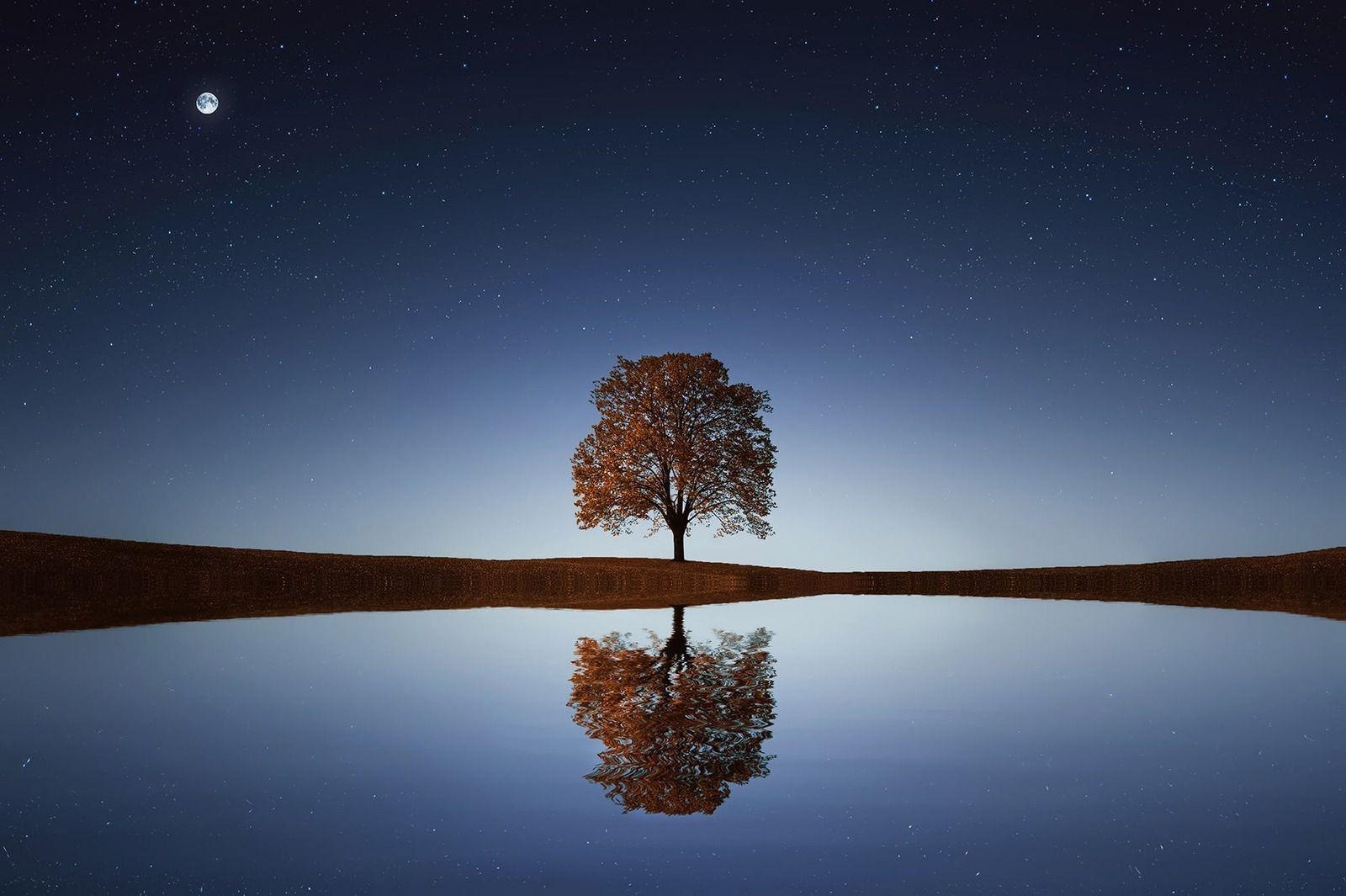 Comment faire de l'eau de lune et bénéficier de toutes ses vertus