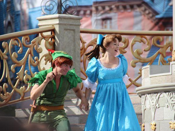Magic Kingdom : le château de Cendrillon et ses spectacles
