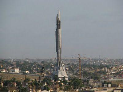 Expédition courses à Luanda et autres impressions