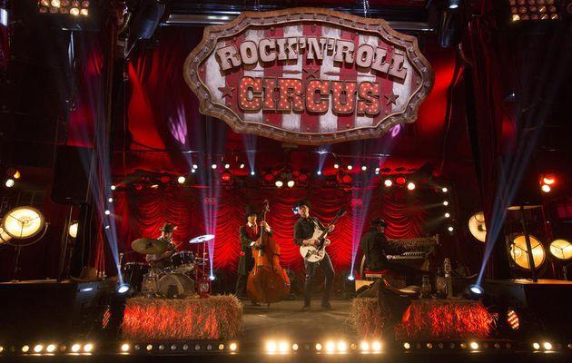 Audiences : Bon début pour « Rock'N'Roll Circus » sur TF1