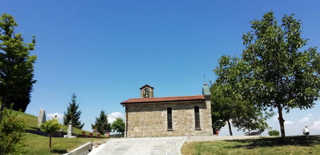 La Cappella del Voto a Filippazzi - Perino (Pc)