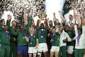 Les Springboks de nouveau au-dessus de la mêlée et maîtres de leur destin