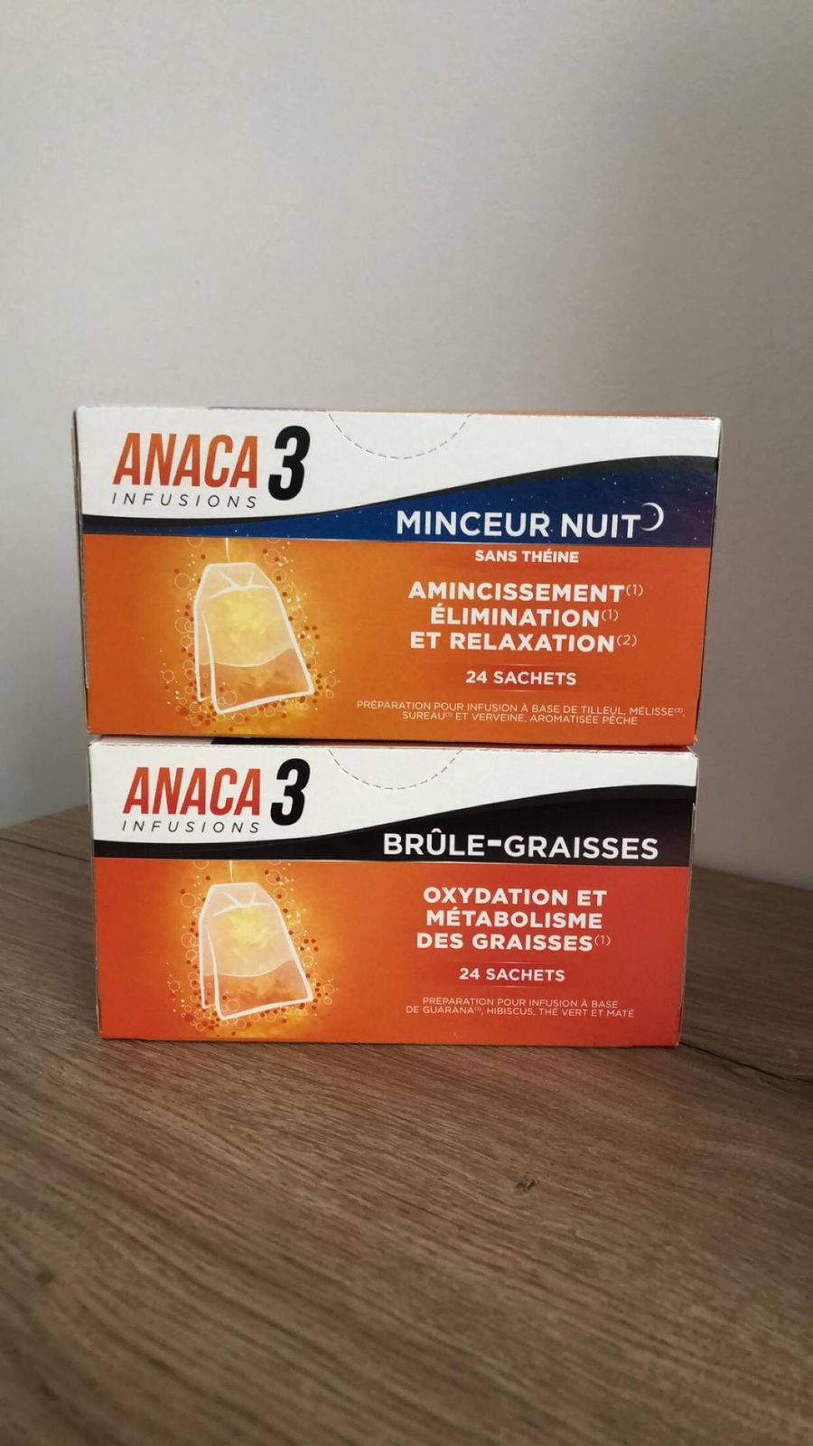 Je découvre Anaca 3 Infusions