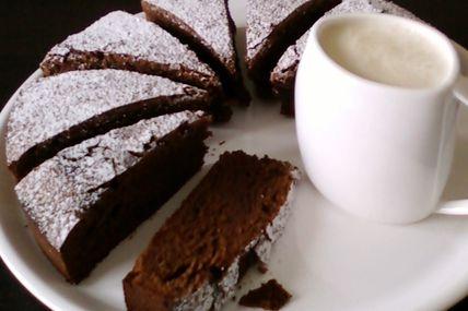 Savoureux Gâteau au Chocolat
