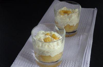 Risotto au lait de coco et compotée de pommes