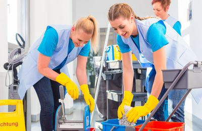 Beginning Your Own Janitorial Cleaning Solutions