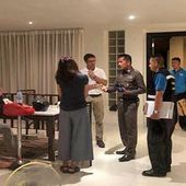 7 French people arrested over kidnapping of a French woman | Phuket Gazette