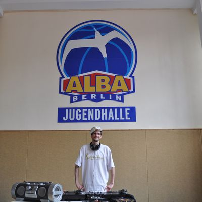 Alba Berlin & Next Level -- Dance and DJ Workshop with Easy & Sherry