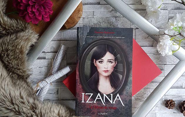 Izana, La Voleuse de visage - Daruma Matsuura
