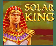 machine a sous en ligne Solar King logiciel Playson
