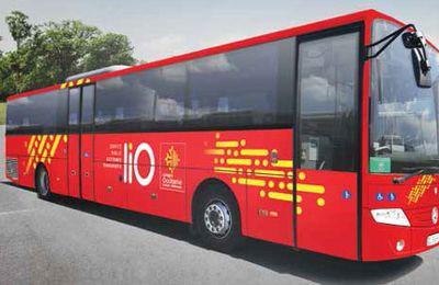 Bus LiO - Capvern Les Bains / Lannemezan