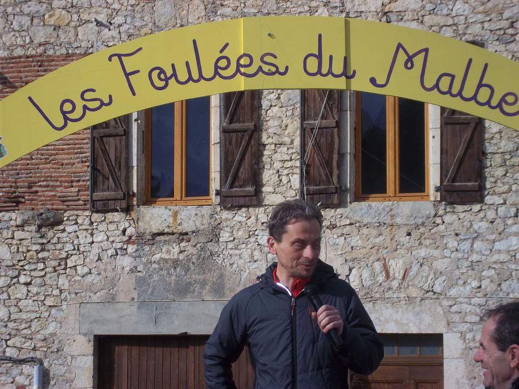 Trail du Malbec