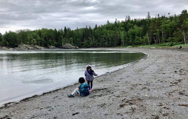 Road trip au Québec #3: Le parc national du Bic