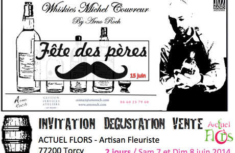 INVITATION DEGUSTATION VENTE 7 juin 2014