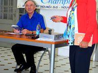 Alliance Champlain : Conférence et lancement du concours « Point à la ligne