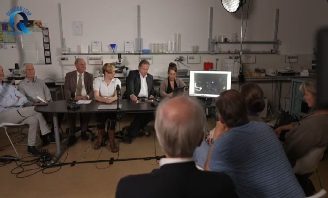 Objets non identifiés dans les vaccins Pfizer et Moderna