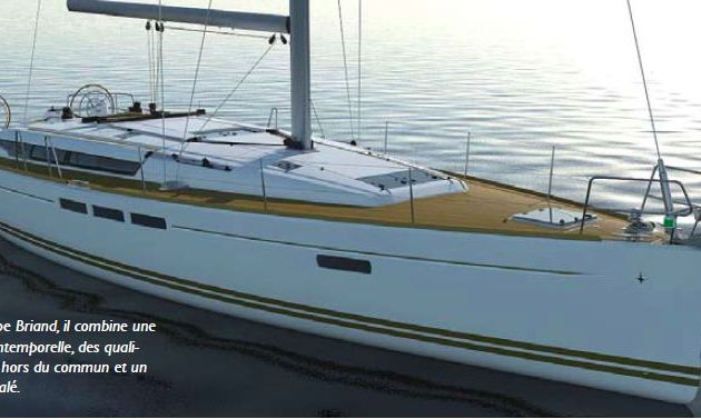 Jeanneau présente son tout nouveau voilier Sun Odyssey 509