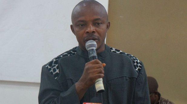 Imágenes de Joe Ajaero, presidente de Congreso del Trabajo de Nigeria (NLC).- El Muni.