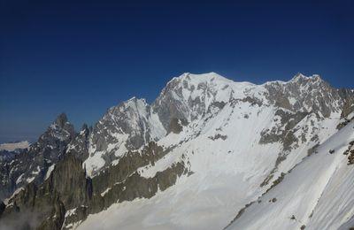 Trident du Tacul - 3639 m