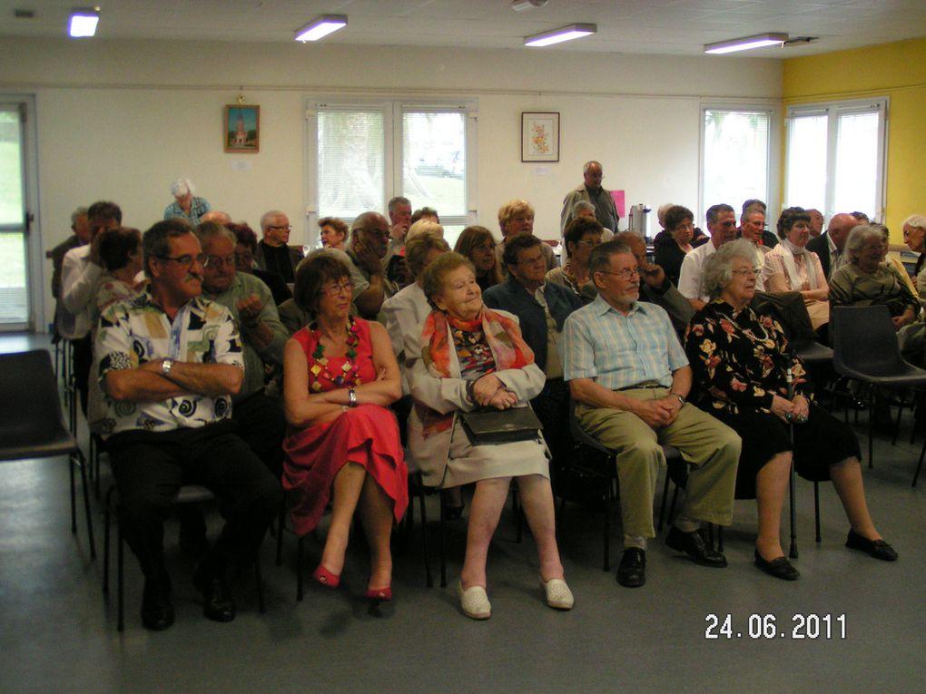 Album - le hameau de Tarlefesse, 24 juin 2012 fête de la musique