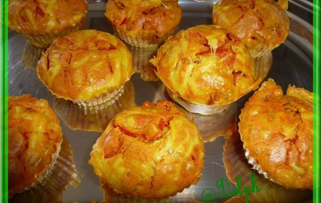 Muffins Mexicanos
