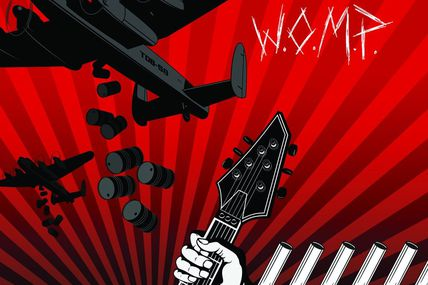 [CHRONIQUE CD] LES TAMBOURS DU BRONX - W.O.M.P (Weapons of Mass Percussions)