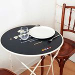Sets de table ronds pour Tables Bistrot