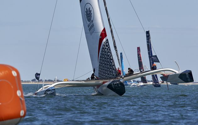 Toulon: The Pro sailing tour, on the sea again this Sunday