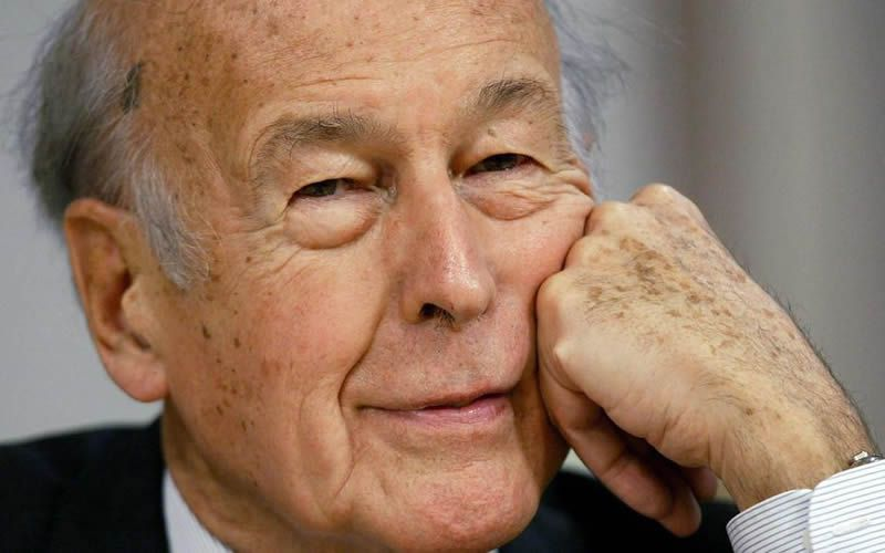 Valéry Giscard d'Estaing s'est éteint ce mercredi à l'âge de 94 ans. Reuters
