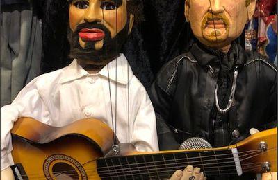 Marionnettes Expo les nouveautés 2021