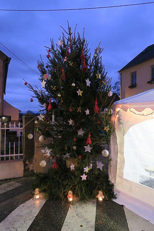 Marché et spectacle de Noël