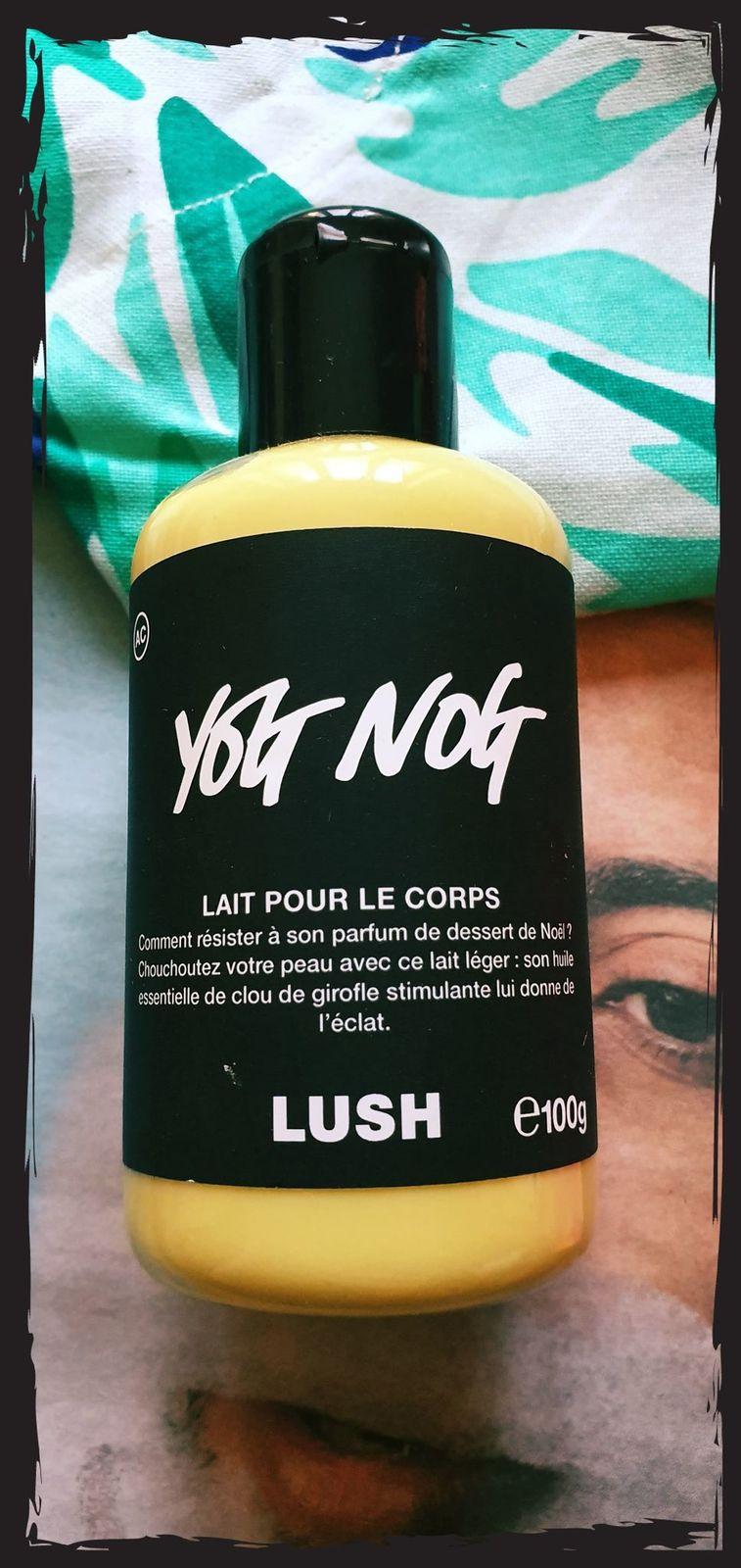 """Je suis devenue addict des cosmétiques 100 % """"frais"""" de chez Lush à Clermont Ferrand"""