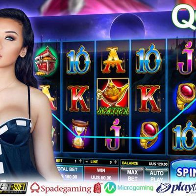 Alibaba Slots From Spadegaming With Nice Graphics and Payouts