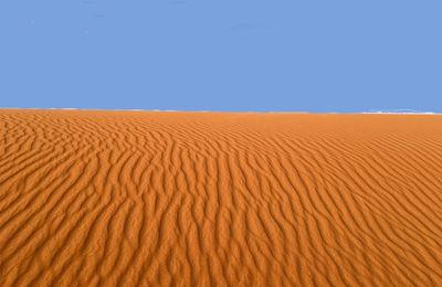 Symbole du désert dans la Bible