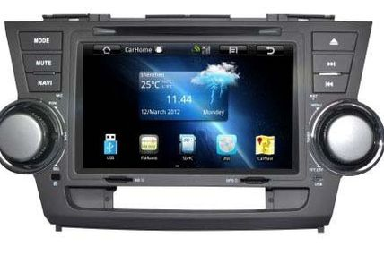 lcd or led tv | Price comparisons Piennoer Original Fit TOYOTA Highlander Android 6-8 Inch Touchscreen Double-DIN Car DVD Player  &  In Dash Navigation System,Navigator,Built-In Bluetooth,Radio with RDS,Analog TV, AUX & USB, iPhone/iPod Controls,steering wheel control, rear view camera input