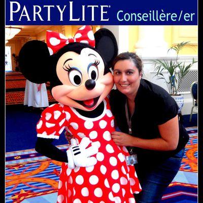 Bienvenue sur le blog d' Honorine, Conseillère Partylite dans l' Est