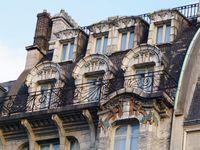 Immeuble avenue Wagram, rue de Grenelle, avenue de Grenelle, avenue Rapp,